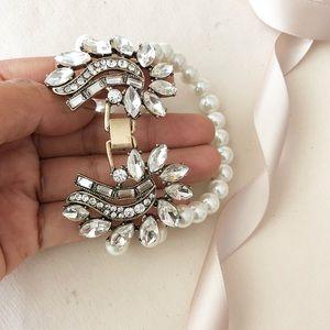 Jewelry - Vintage Style Pearl Bracelet